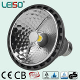 15W 1800k 3D COB LED PAR30 Spotlight LED