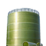 FRP Chemical Liquid Mixing Storage Tank