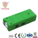 Mini Stun Guns LED Flashlight Rechargeable Alternative to Taser