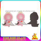 Customized Company Logo Cartoon Designs Fridge Magnets for Promotion Gift