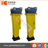 Construction Equipment Hydraulic Breaker for Excavator 11- 16 Ton