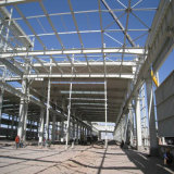 Cheap Roof Light Industrial Steel Construction Frame Structure Prefabricated Building