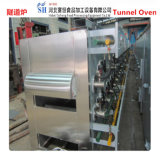 Saiheng Industrial Gas / Electric Cake Bread Baking Tunnel Drying Oven