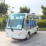 Ce Approved Marshell 14 Passengers Battery Power Tour Bus (DN-14)