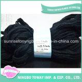 Cheap Yarn Knitting Designs Fancy Polyester Spun Yarn for Sale