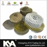 Galvanized Collated Nails for Roofing, Fencing