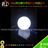 Rechargeable Illuminated LED Christmas Ball for Christmas Tree Decoration