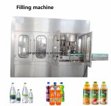 500ml-2000ml Pet Water Juice CSD Bottle Filling Bottling Machine with Competive Price