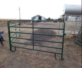 5ftx10FT Galvanized Steel Cattle Corral Panel