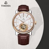 Luxury Full Stainless Steel Material China Tourbillon Wristwatch 72351