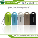 Leather Power Bank External Battery Pack for iPhone Samsung Smartphone