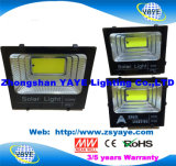 Yaye 18 Hot Sell 30W/40W/50W/60W/80W/100W/120W/150W /180W/200W/300W Solar LED Flood Lights, SMD LED Flood Light / COB LED Floodlight with 2/3/5 Years Warranty