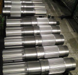 Splined Shaft for Marine Vane Motor