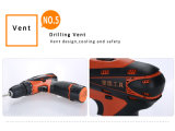 Portable Li-ion Drill Cordless Drill with 12V Battery (KD30)