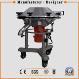 Screening Glaze in Ceramic Vibrating Sieve Machine