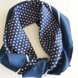 Wholesale Hot Selling Jacquard Woven Soft Scarf Polyester Scarf