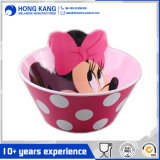 Melamine Bowl with Mickey Logo