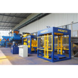 Fully Automatic Hydraulic Concrete Hollow Block Making Machine (QT8-15)