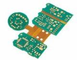 Custom Transparent Polyimide FPCB Rigid Flex PCB Cable Flexible