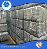 High Quality Pure Zinc Ingot 99.99% 99.995% at The Cheap Price From Professional Factory