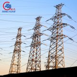 Galvanized Power Transmission Angle Steel Transmission Tower