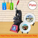 Sublimation Plate Heat Transfer Heat Press Machine 8 Inch Sublimation Plate for Wholesale