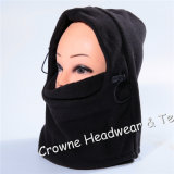 Polar Fleece Balaclavas Cap Winter Cap Warm Beanie Hats