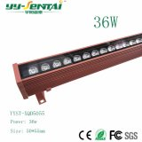 Outdoor 36W LED Wallwasher Light Forbuliding Lighting