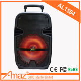 Black Colour Active Outdoor PA Speaker with Competitive Price