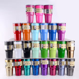 China Wholesale Double Wall Insulated Travel Rambler Stainless Steel 30oz Mug Tumbler Coffee Cup