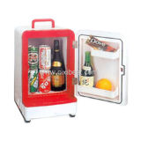 Portable Plastic Min Fridge Cooler Box Mf-1500A