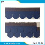 Fish Scale Roofing Cover Asphalt Shingle