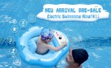 Inflatable Baby Float Child Pool Swimming Ring Bands PVC Color Child Swim Electric Ring for Kids