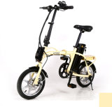 48V Folding Electric Mountain/Commuter E-Bicycle