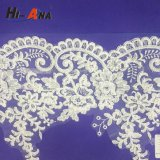 Stict QC 100% Good Price Guipure Embroidery Lace