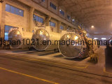 3.5*6.5m or Customized Glass Autoclave Reactor for Glass Lamination in China with PLC Programmar