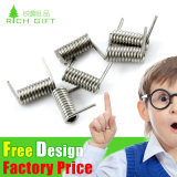 Custom C/D/AA/AAA Battery Coil Spring, Electronic Battery Contact Springs