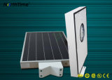 Phone APP Controlled MPPT Smart All-in-One Solar LED Street Lamps