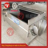 China Root Vegetable Carrot Washing Washer and Peeler Machine