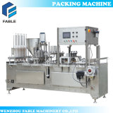 Automatic Liquid Plastic Cup Fillling and Sealling Machine (VFS-12C)