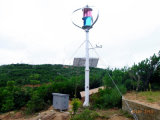 Vertical Wind Power Generator with Solar Panel Standalone System Charge for 48V Batteries