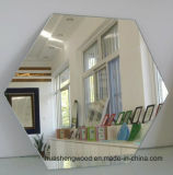 6mm Clear Frameless Bath Decorative Wall Silver Mirrors Wholesale