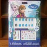 Wholesale Cartoon Frozen Nail Sticker, Nail Art Sticker for Children