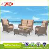 Luxury Round Rattan Furniture Sofa (DH-193)