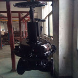 Weir Type Lining Fa Diaphragm Valve for Chemical