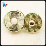 Custom Decorative Zinc Alloy Metal Magnetic Button for Notebook