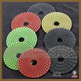 Stone/Granite/Marble/Concrete Diamond Dry Wet Polishing Pads
