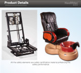 Hot Selling Massage Chair Used for Salon Shop (A801-39-S)