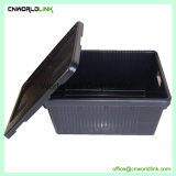 Large Storage Nestable Plastic Stacking Container