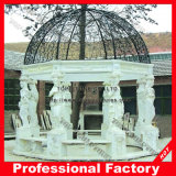 Factory Directly Marble Gazebo for Garden Decoration